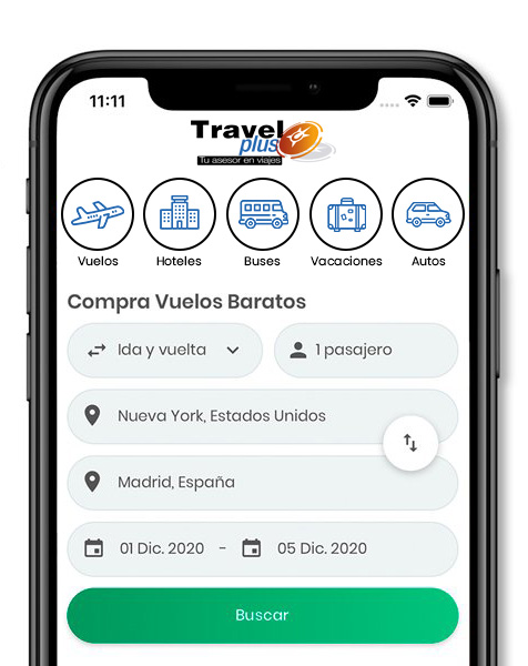 App Travel Plus SAS